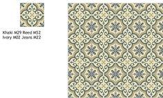 backsplash - Villa Lagoon Tile - Cuban tile