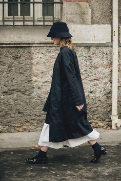 Streetstyle на Неделе моды в Париже. Часть 3   Мода   STREETSTYLE   VOGUE