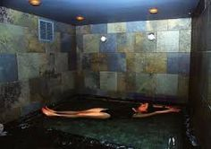 Floating free. In Madrona del Mar Spa's flotation bath. Not an enclosed 'tank' but an open pool bath to enjoy solo or as a couple. #flotation #flotationtherapy #galianoinnspa #madronadelmarspa  #spa #galianoisland @GalianoInnSpa #galiano