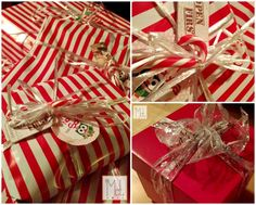 pacchetti-natale Cute Packaging, Gift Wrapping, Gifts, Gift Wrapping Paper, Presents, Wrapping Gifts, Favors, Gift Packaging, Gift