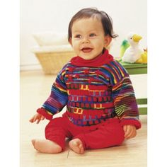 Free Easy Baby's Tunic Knit Pattern