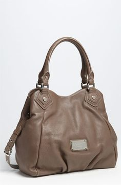Fall Must Have! - MARC BY MARC JACOBS 'Classic Q - Fran Small' Shopper available at #Nordstrom