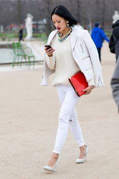 #streetstyle #style #streetfashion #fashion #streetwear #sweater #knit #knitwear #chunky #slouchy