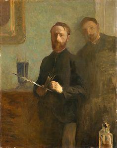 Edouard Vuillard - Self-Portrait