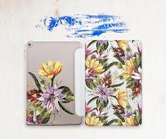 Flowers iPad 3 Case Floral iPad Pro 9.7 Case iPad 4 Cover iPad Mini 4 Cover iPad Pro 9.7 2017 Case i