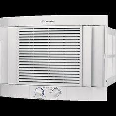 Ar Condicionado de Janela Electrolux EC07F 7.500 BTUs Frio Mecânico