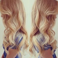 I love how curly this hair is! I wish i could get my hair to look like this. My Hairstyle, Pretty Hairstyles, Blonde Hairstyles, Layered Hairstyles, Bridal Hairstyle, Love Hair, Gorgeous Hair, Gorgeous Blonde, Beautiful Beach