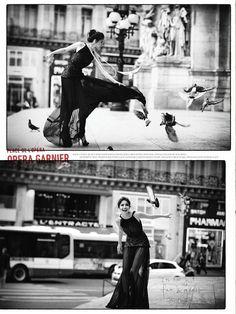 Opera Garnier / Anne Curtis - Rogue Magazine (October 2011)