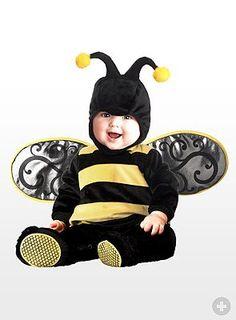 Biene Babykostüm - maskworld.com