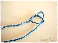 Come Realizzare una Perla a Uncinetto Crochet Collar, Knit Crochet, Macrame, Tatting, Chokers, Jewels, Beads, Bracelets, Handmade