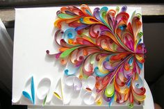 Agape by AbbeyRachael. on deviantART - Quilling Paper Crafts Quilled Paper Art, Quilling Paper Craft, Quilling Patterns, Quilling Designs, Quilling Ideas, Quilled Creations, Arts And Crafts, Diy Crafts, Paper Artwork