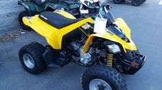 New 2017 Can-Am DS 250 ATVs For Sale in California. 2017 CAN-AM DS 250, Check out Tracy Motorsports' Google Reviews and Yelp Reviews. Expect great service.EZ Qualify Payment Plans / Trades welcome / 1st Time Buyers OK!If you are interested in selling or trading your motorcycle, ATV or personal watercraft, please call Tracy Motorsports at (209) 832-3400. *Price, if shown, does not include government fees, taxes, any finance charges, any dealer document preparation charge, electronic filing…
