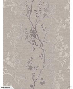 Precious Metals Orabella Wallpaper - Rose Gold - Arthouse 673403  A beautiful floral themed wallpaper  Features metallic highlights  Ideal for bedrooms and loun...