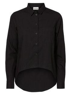 High-low shirt from Noisy may
