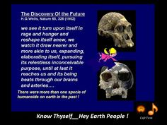 Astonishing rise of so very precious imperial animal, humans,  on the last days in the evolutionary tree of living earth.