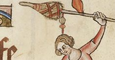 Great site with information the kinds of things medieval women did.