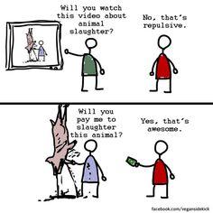 vegan sidekick comic