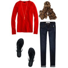 Casual outfit #fashion #style