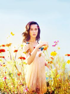 Not a huge Katy Perry fan, but I love her pics for Prism