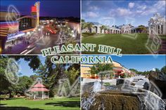 #postcard from Pleasant Hill California