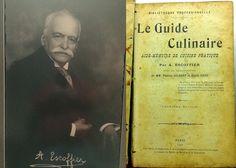 """Il grande chef francese Auguste Escoffier nella sua """"Guide Culinaire"""" esprime un giudizio di grande rilevanza sul gelato italiano ..."""