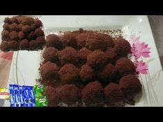 YUMMY OREO AND MILO BALLS | PANG NEGOSYO | 3 INGREDIENTS ONLY, - YouTube Biscuit Cookies, 3 Ingredients, Oreo, Dog Food Recipes, Balls, Biscuits, Raspberry, Snacks, Fruit
