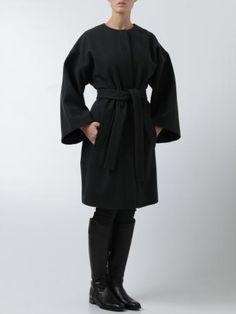 msgm coat-cappotto in lana msgm-msgm wool coat-msgm online fashion fall winter 2013 2014