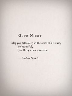 A beautiful bedroom quote