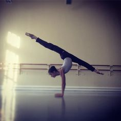 Maria Khoreva of the Vaganova Ballet Academy