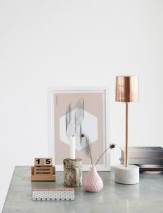 Furniture and interiors Inspired ideasgn9 HouseDoctor 2013need info on lamp in photo.