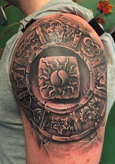 Wheel Of Time Tattoo - Tattoo - Gallery - Dragonmount.com