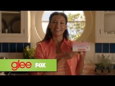Santana's Big Screen Debut! Informercial from GLEE...LMAO ( @Katherine Fayram -please watch asap)