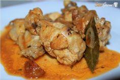 Pollo a la cacerola, cocina casera y mediterránea en tu hogar muy fácil de hacer.