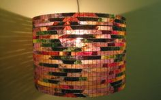 Lampada Illuminates with Recycled Coffee-Filter Creations - Earth911.com