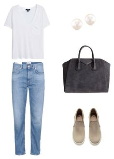 """""""Senza titolo #38"""" by imnotniceatall on Polyvore featuring moda, Givenchy, Acne Studios, MANGO e H&M"""
