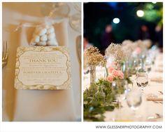 Reception decor | lauren+rob | nashville wedding