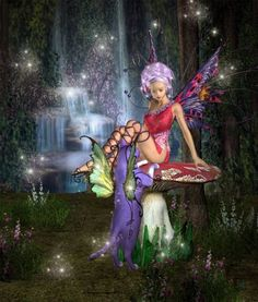 Taken from special interest Facebook site 'Fairies, Dragons and other Mythological Creatures' www.facebook.com/