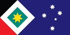 Australian flag proposal _ 'The One River, One Country Flag' _ Charlie Ryan (2016)