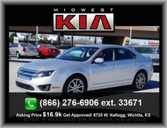 2011 Ford Fusion SE Sedan  Power Remote Trunk Release, Leather/Chrome Shift Knob Trim, Variable Intermittent Front Wipers, Manual Front Air Conditioning, Tires: Speed Rating: V, Radio Data System, Tilt And Telescopic Steering Wheel, Remote Power Door Locks,