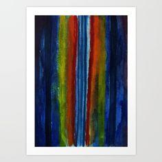 Vertical Lines Art Print by carog Line Art, Or, Design Art, Fine Art Prints, Gallery, Roof Rack, Art Prints, Line Drawings, Line Illustration