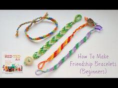 pulseras amistad | Pulseras de Hilo | Todo sobre las pulseras de hilo, pulseras de nudos, pulseras de macramé - Part 2
