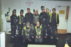 Paintball mit provo :-) Paintball, Backstage