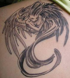 Tattoué par Judy Mancinelli