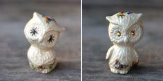 Ceramic Owl Cuteness