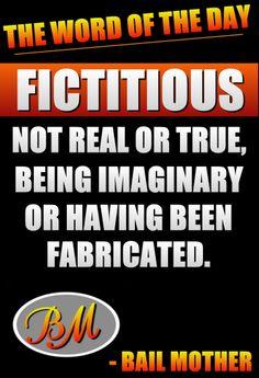 Fictitious