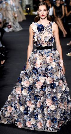 ELIE SAAB Couture Fall 2016