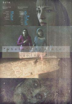 Beth x Until Dawn