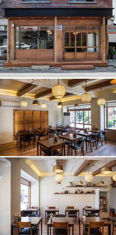 [No.194 라온] 20평 샤로수길 일본 가정식 음식점 인테리어, 서울대입구 식당인테리어, 목공, 나무, 목재 #restaurantdesign