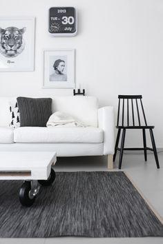 Via Ale Besso | Black White Grey | Karlsson | RK Design | Hay