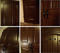 Remodelaholic | Giving Your Closet Doors Some Character